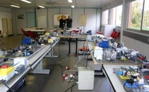 Salle de formation ANFI sur site