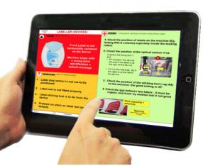 Modes opératoires vidéo et supports de formations interactifs