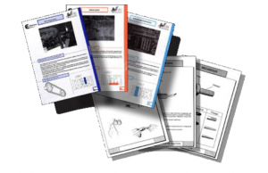 Réalisation de fiches réflexes sur blistéreuse IMA C90 - 2