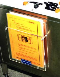 Réalisation de fiches réflexes sur blistéreuse IMA C90