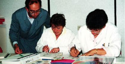 suivi des contrats de professionnalisation en c.q.p. des industries pharmaceutique